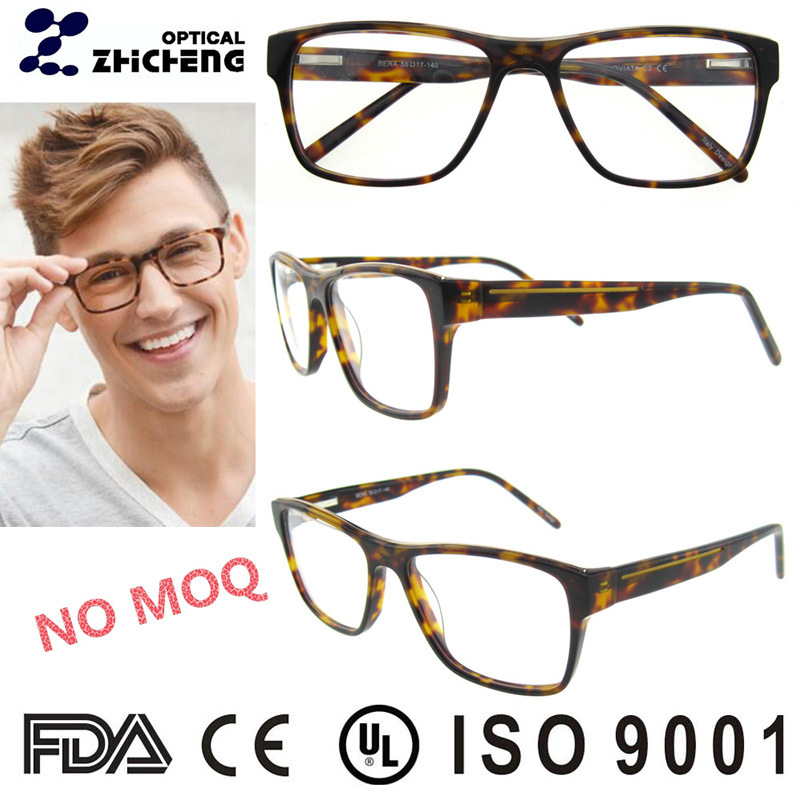 Acetate Optical Frame High Quality Eyeglass Frame Men Eyewear