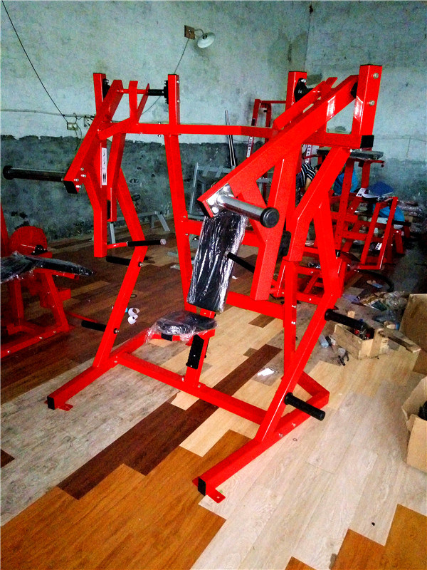 ISO-Lateral Bench Press, Commercial Use Fitness Gym Hammer Strength Equipment