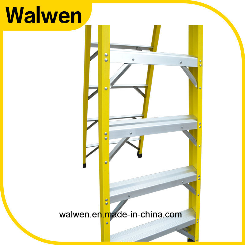 Decorative Household Folding Insulation FRP Ladder