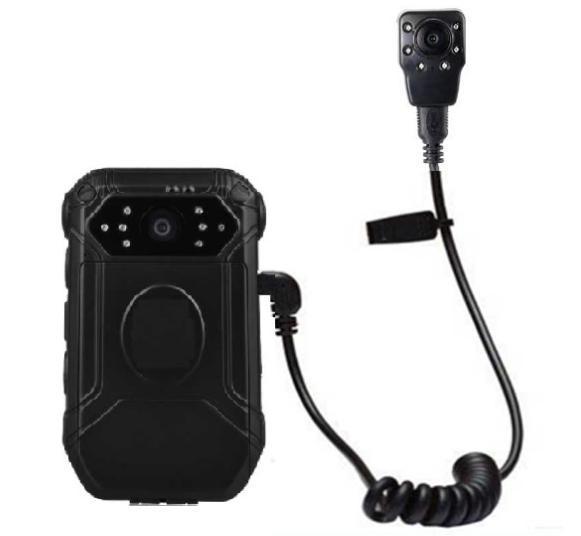 Police Wear DVR Video Recorder Hidden Mini Body Camera Spy Cam