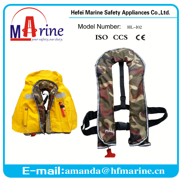 Ce Approved Inflatable Swim Suit
