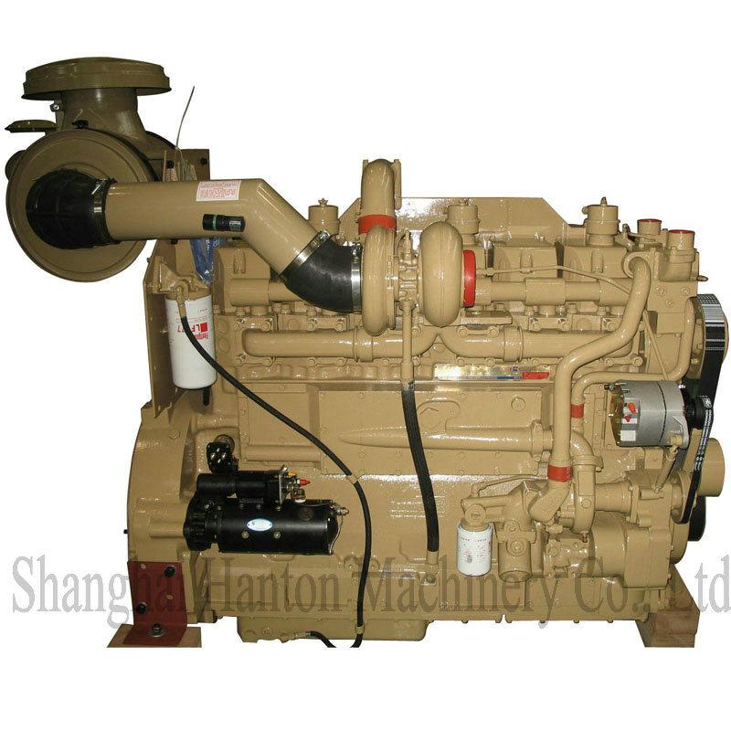 Cummins KTA19-G Inland Generator Set Drive Diesel Engine