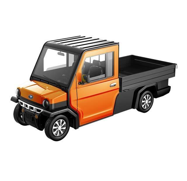 Hdk Revolution Cargo 1100 electric Mini Truck