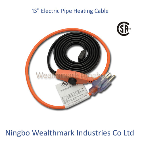 CSA Approved 13′ Electric Pipe Heating Cable