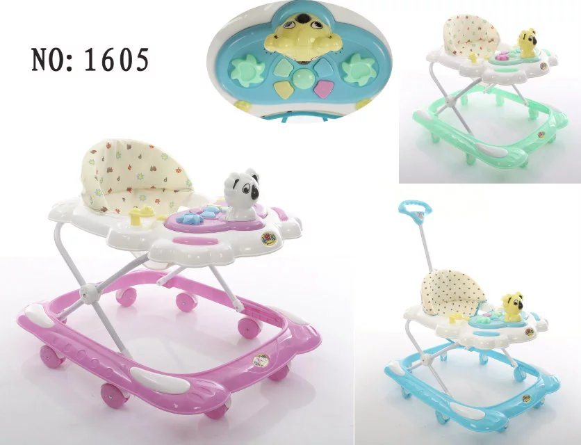 2016 Hot Popular Baby Riding Accessories with Music and Light