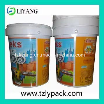 Heat Transfer Printing Film for Plastic Bucket
