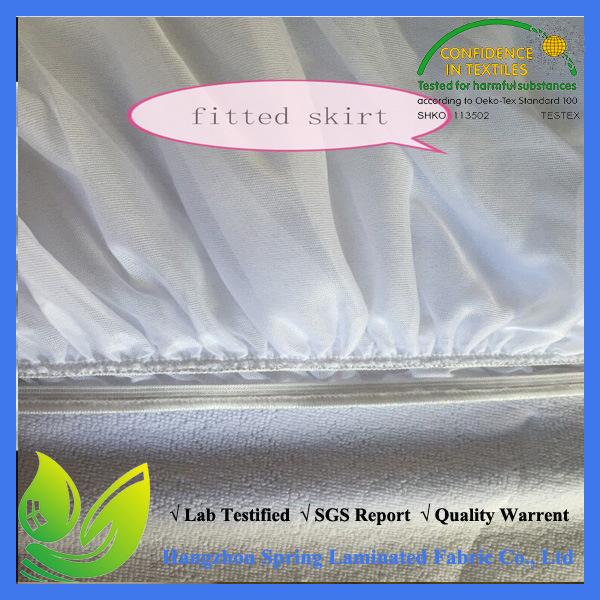 2016 Waterproof Ant-Bacterial Bamboo Adult Mattress Protector