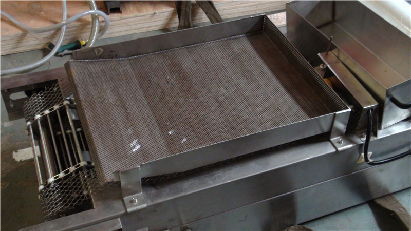Sheet & Plate Deburring Grinding Machine (SG630-WJS+dB)