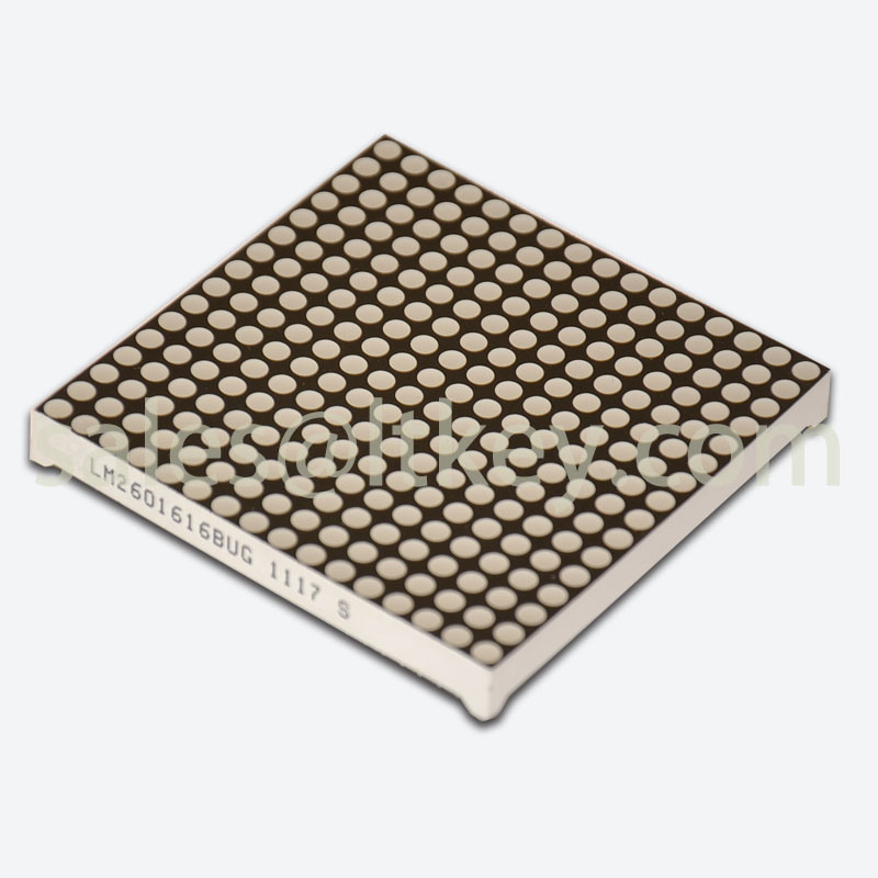 2.6 Inch 16X16 LED DOT Matrix