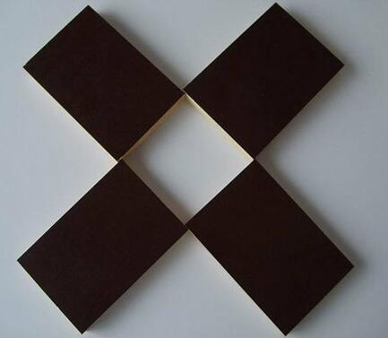 Film Faced Poplar/Birch Combi Plywood for Construction