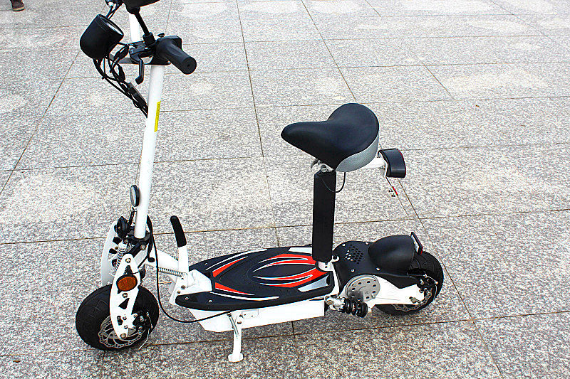 500W Green Power and Yes Foldable 2 Wheel Electric Scooter
