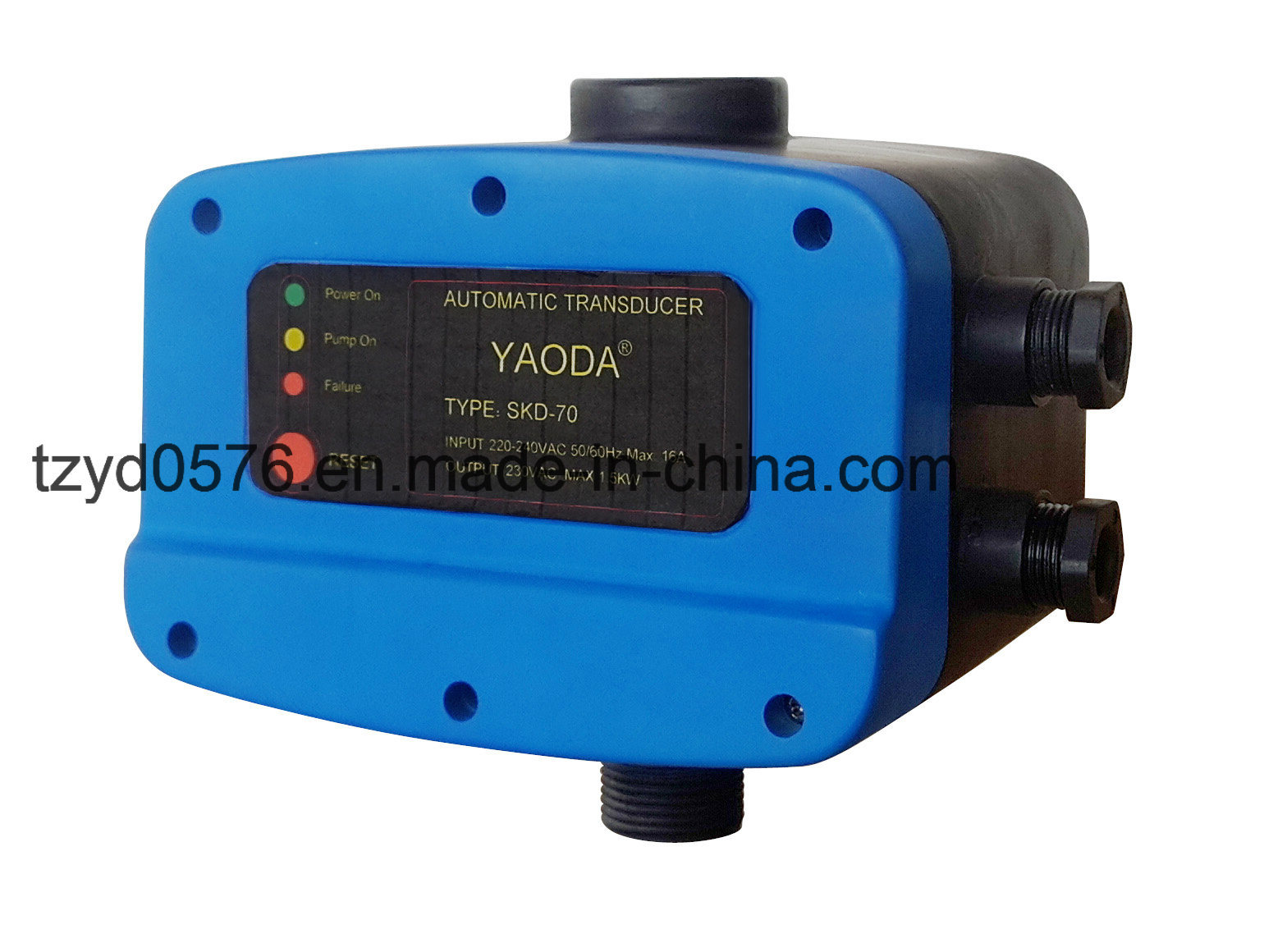 Frequency Inverter for Water Pump (SKD-70)