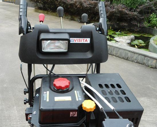 15HP 100cm Width Professional Gasoline Snow Thrower
