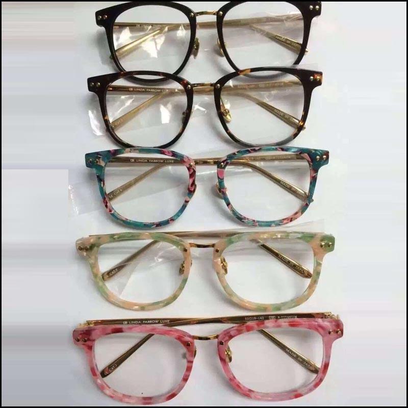 2016 Fashion Acetate Eyeglasses Optical Frame for Woman