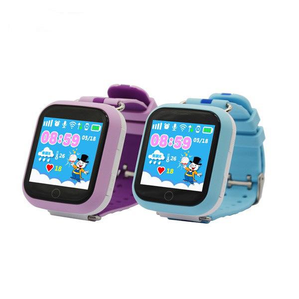 Best Birthday Gift GPS Tracker Watch for Children (D19)
