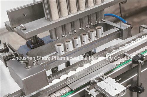 Pharmaceutical High-Speed Aluminum Foil Cap Stuffer