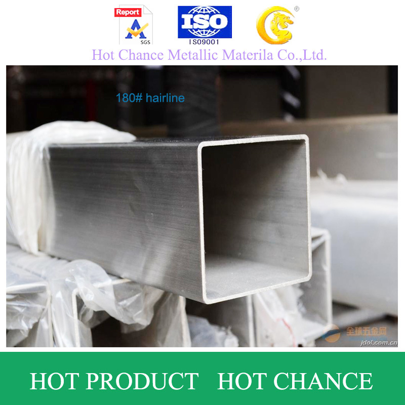 ASTM201, 304, 316, 430, 439 Stainless Steel Pipes