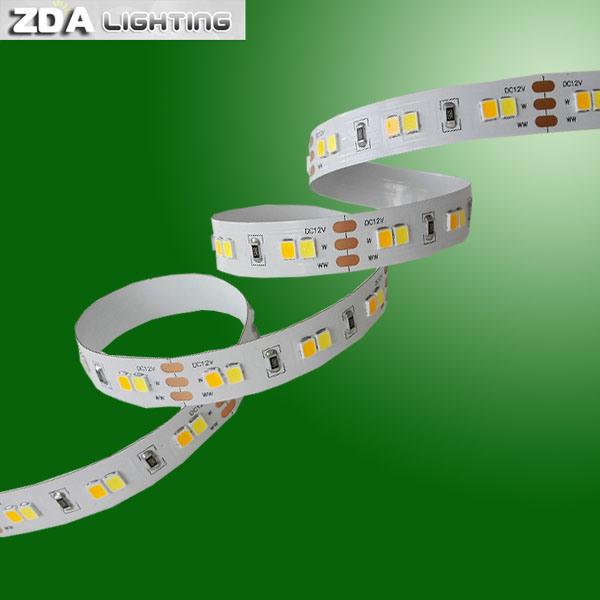 Color Temperature Adjustable 2835 LED Strip