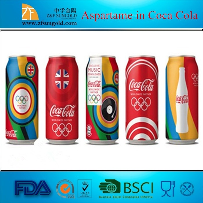 Hot Aspartame Sale! High Quality Sweeteners - Top Manufacturer in China