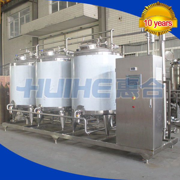 Stainless Steel Washing Machine Cip Machine