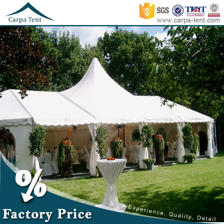 Hot Sale Durable Waterproof Mixed Marquee Outdoor Party Tent for 500 People