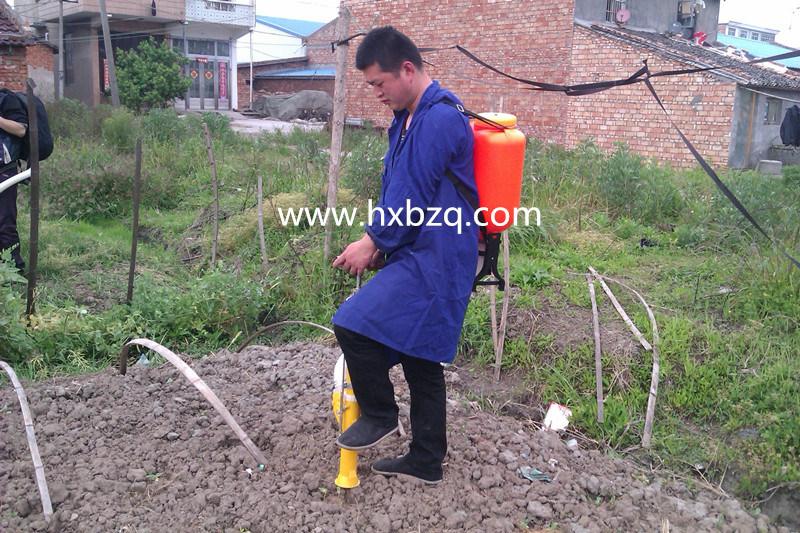 Knapsack Fertilizer or Sowing Machine
