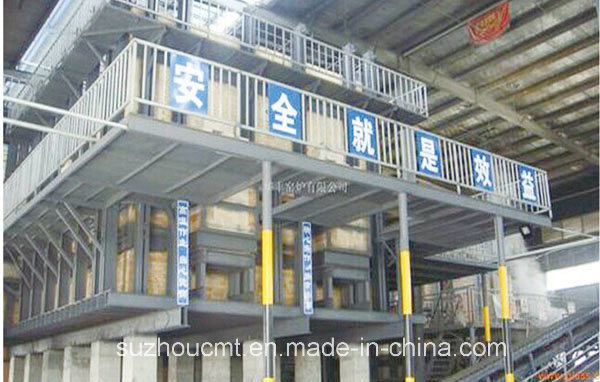 Glass Bottle Production Line Turnkey Project