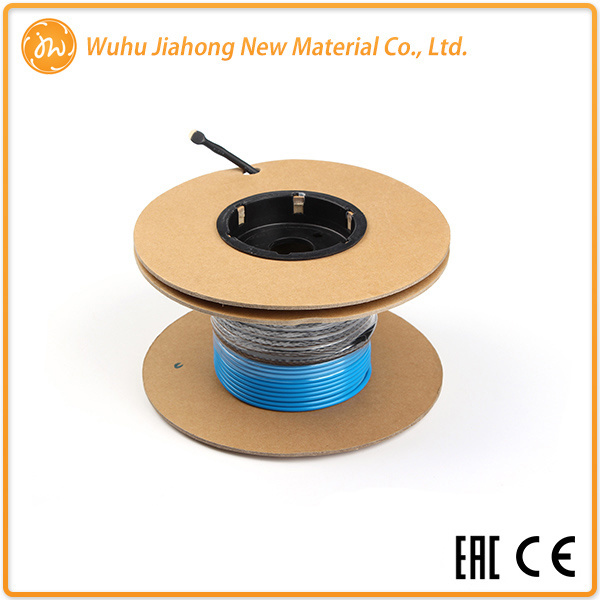 Twin Conductor Heating Cable 230V Heating Cable for Bathroom Kitchen Room Heating Cable