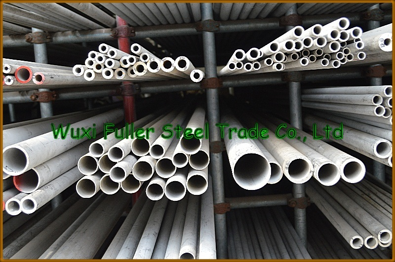 Cheap Stainless Steel Tube and Pipe with PVC Coated