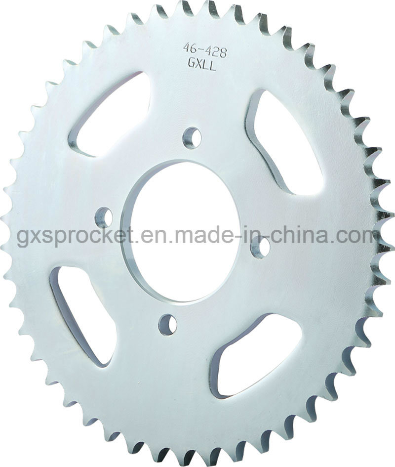 Motorcycle Rear Sprocket Suzuki En125-2