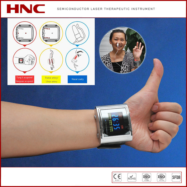 Low Power Laser Machine Wrist Blood Pressure Treatment Machine