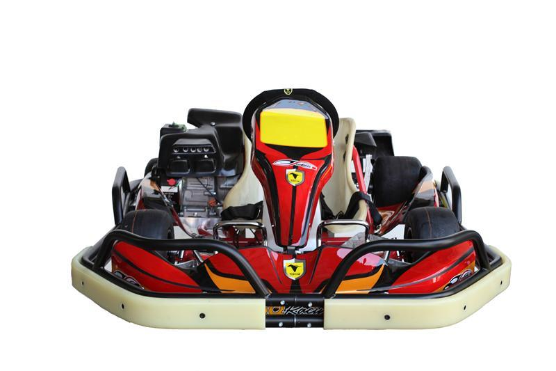 Go Karting with 200cc