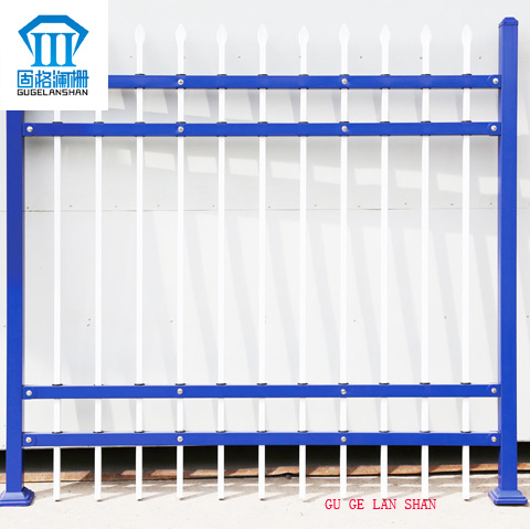 High Quality Wrought Zinc Steel Fence 032