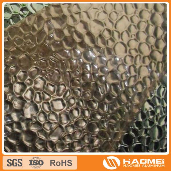 1050 Henan Low Price Stucco Embossed Aluminum