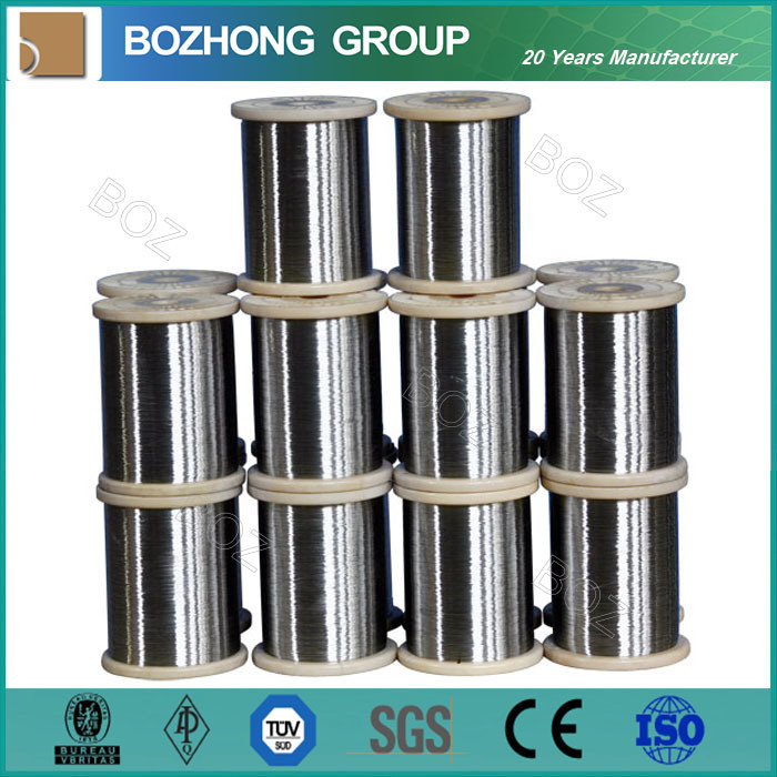 High Quality E (R) Nicrmo-3 Alloy Wires for Welding