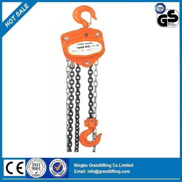 Hand Chain Lifting Equipment Chain Block
