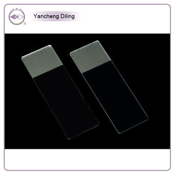 Single Double Goncaves Disposable Thick Microscope Slides (7101, 7102, 7103, 7104, 7105, 7106, 7107)