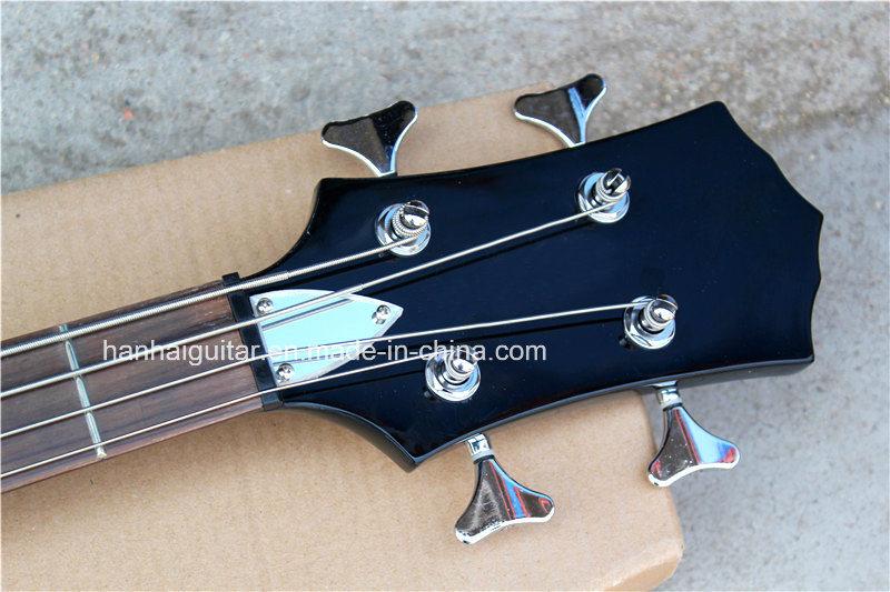 Hanhai Music / Simmons Axe 4 String Electric Bass Guitar