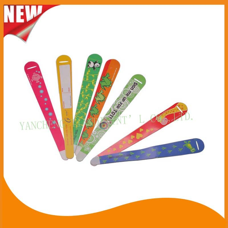 Entertainment Professional Manufacture Hot Selling Kids ID Child Wristbands (KID-1)