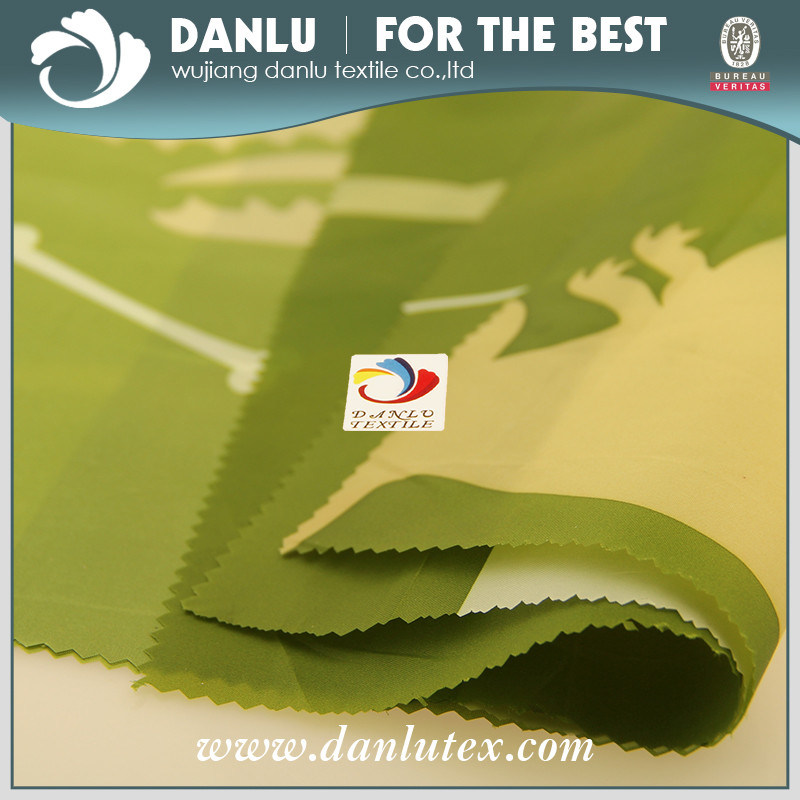 190t Nylon Taffeta Fabric for Raincoat/Jacket
