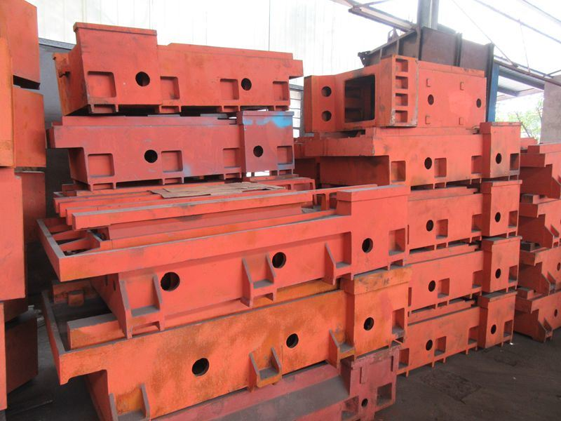 Casting of Machining Center