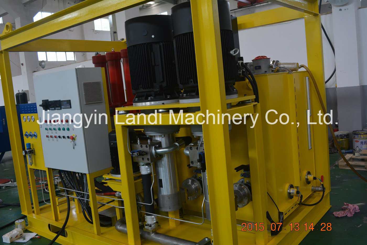Hydraulic Power Unit (Hydraulic Power Pack) for Heavy Industry
