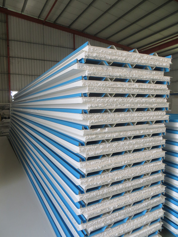 Light Weight Steel Polystyrene EPS Sandwich Panels