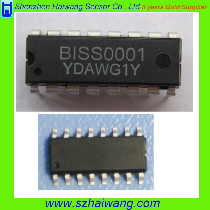 Factory Price PIR Motion Processing IC (BISS0001)