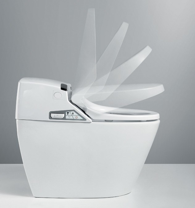 Toilet Seat Cover Closed Rotary Damper Buffer