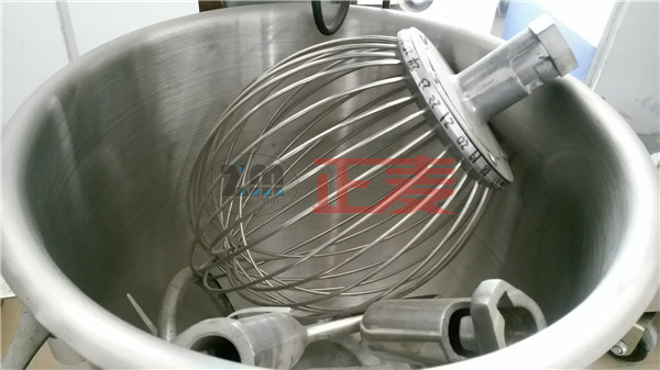 Commercial High-Speed Planetary Stand Mixer Mixer Liter Manufacturer (ZB-B20)