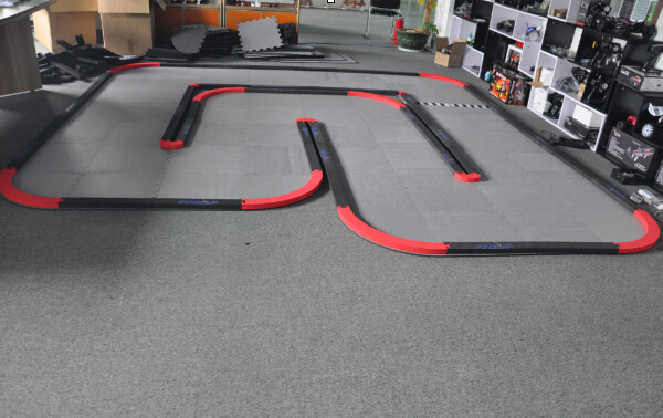 15 Square Meters RC Track Racing Runway