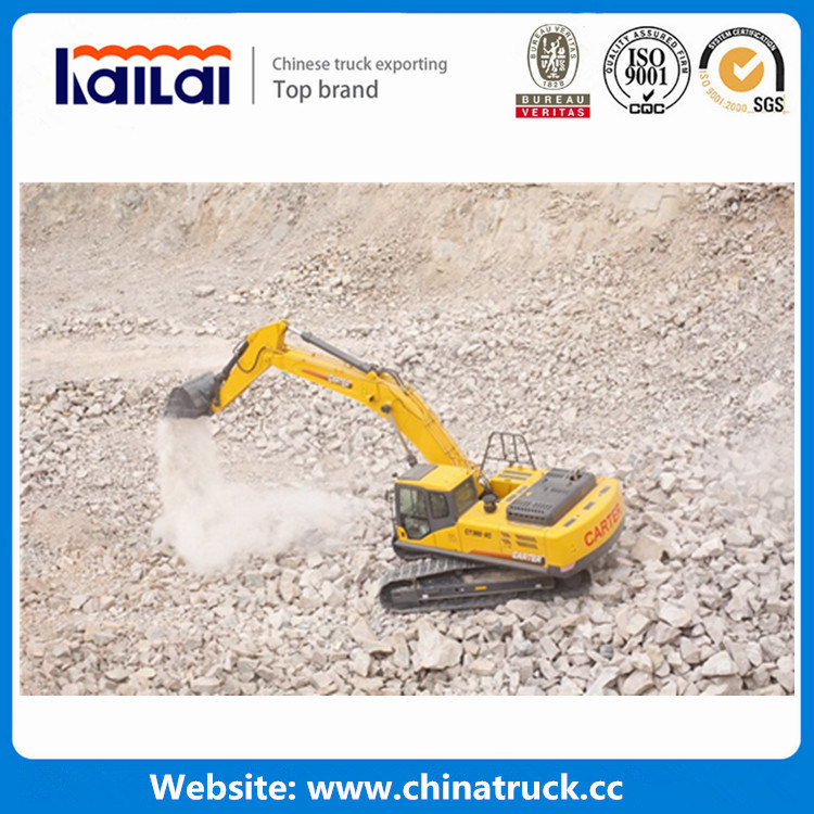 Carter Hydraulic 22 Ton Crawler Excavator for Sale
