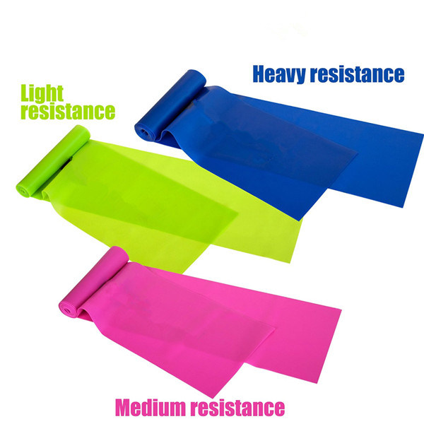 Best Quality Resistance Stretch Band for Yoga Pilates & Home Workout