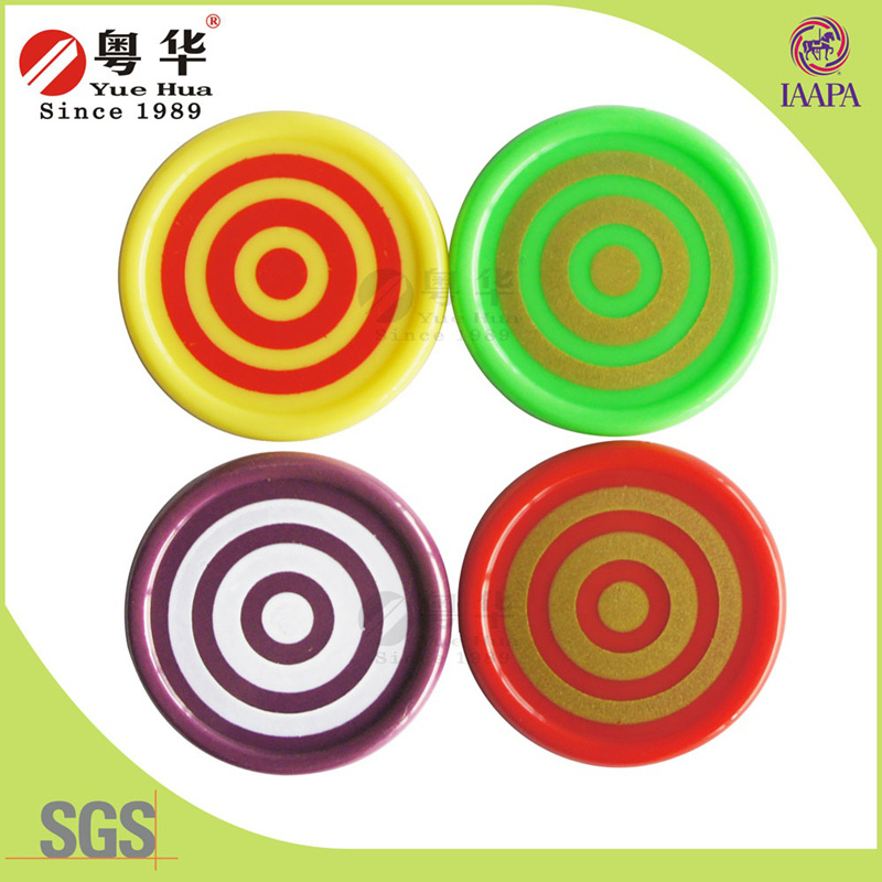 Dedicated Gaming Quality Plastic Coins